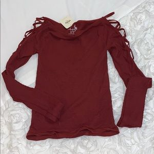 Brand new! Free People top